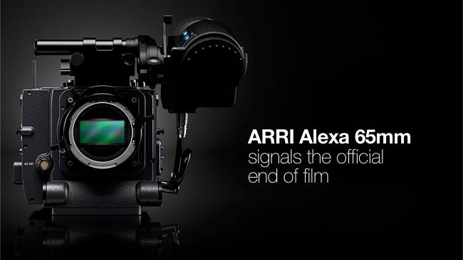 ARRI Alexa 65mm